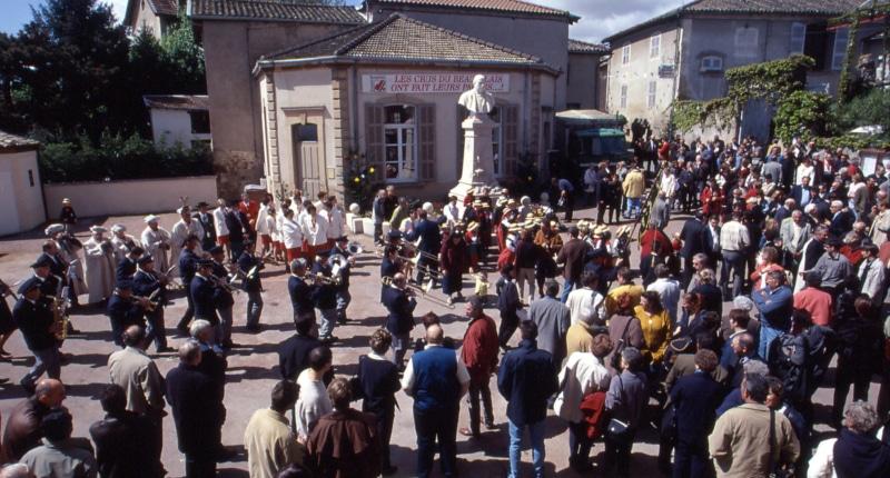 Ils ont marqué l'Histoire du Beaujolais