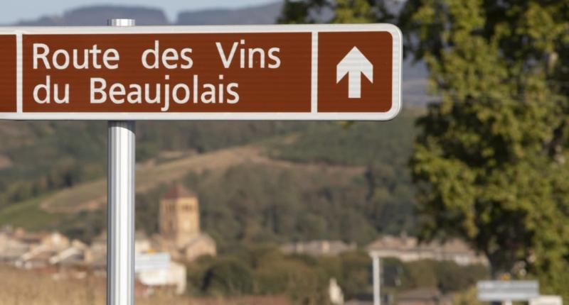 The Beaujolais Wine Route