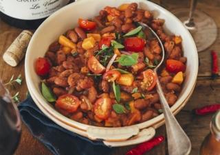 Chili aux patates douces