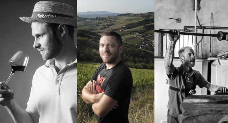 Tête à tête avec des jeunes vignerons  qui font des Beaujolais Nouveaux