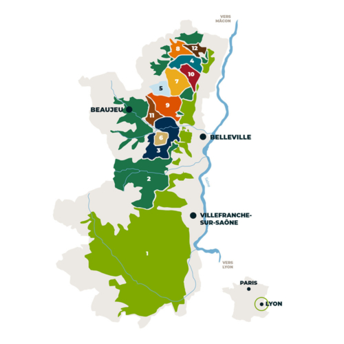 Our 12 appellations